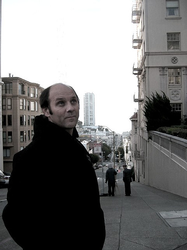Lucas Gonze, San Fran, 2006